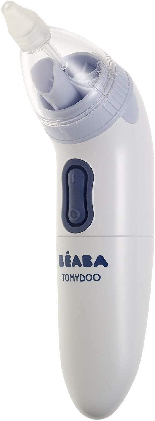 Tomydoo Béaba aspiratore nasale per neonato elettrico scalabile e ultraveloce