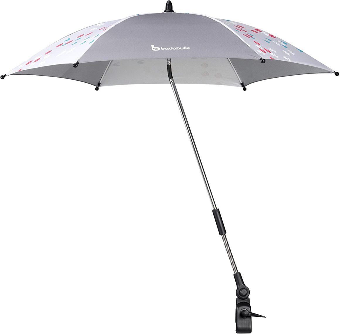 Badabulle ombrellone passeggino anti UV
