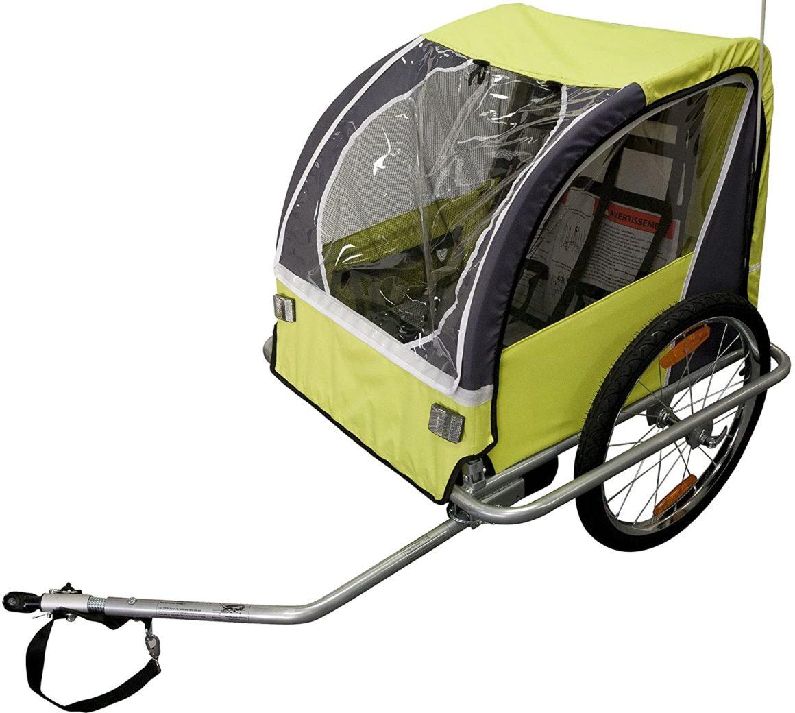 Rimorchio per bici per bambini Durca