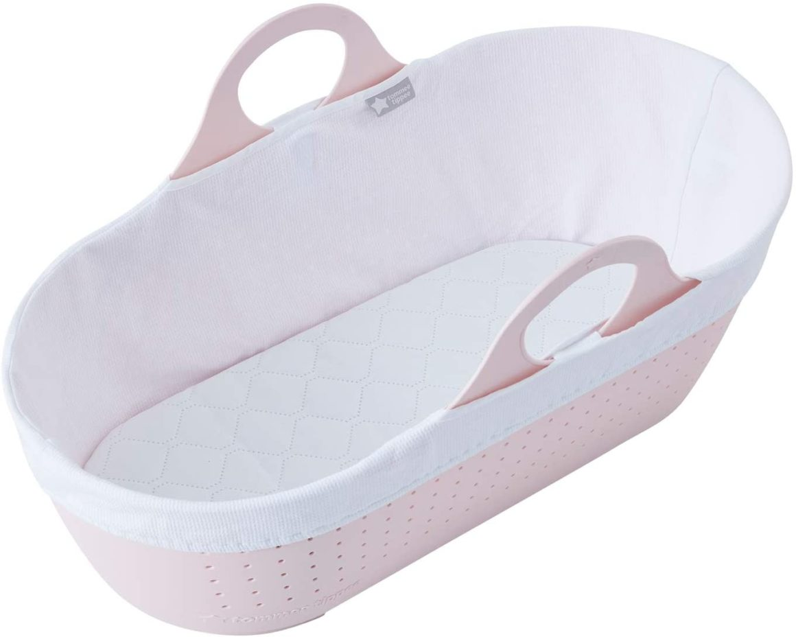 Culla baby Tommee Tippee Sleepee rosa cipria