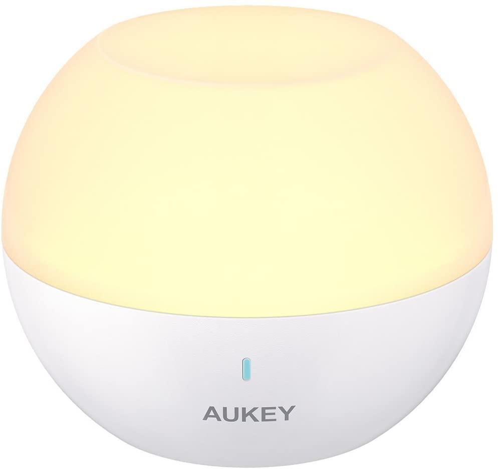 Luce notturna e lampada da comodino ricaricabile Aukey