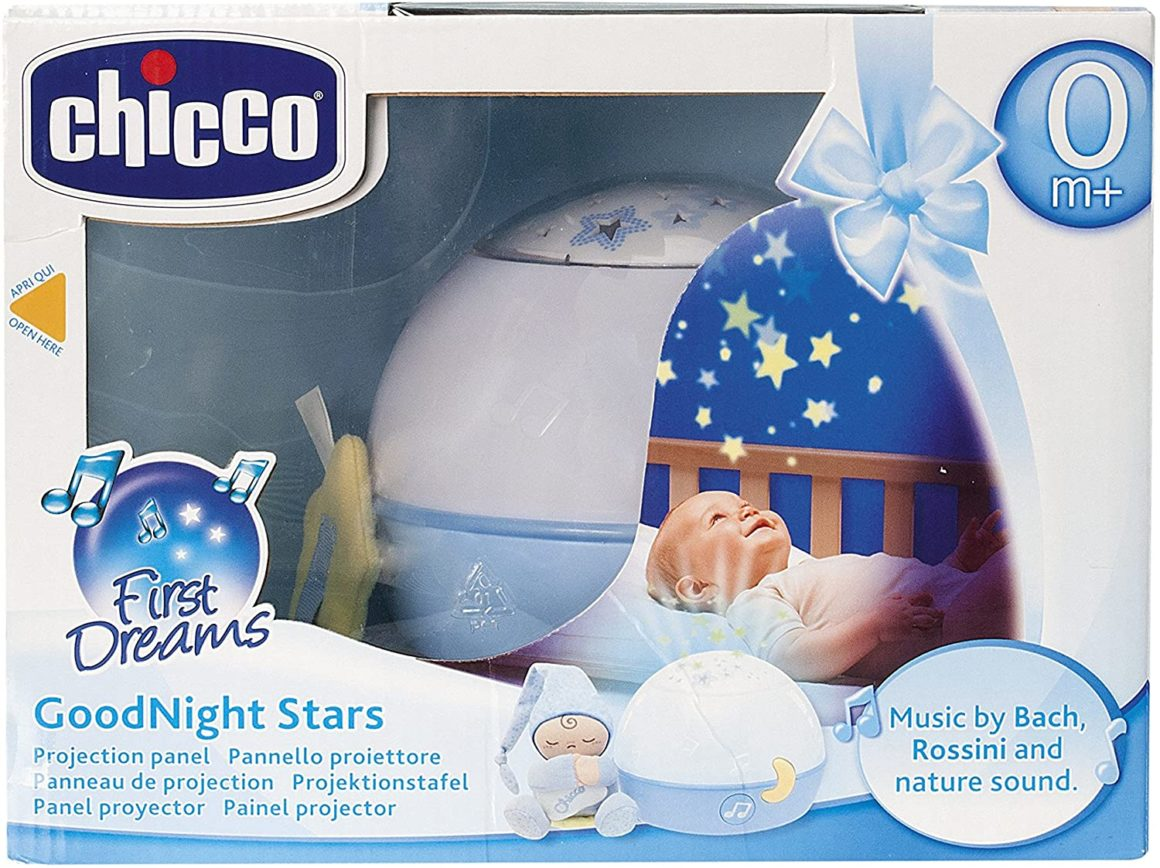 Luce Notturna Chicco Magic'Projection First Dreams Baby