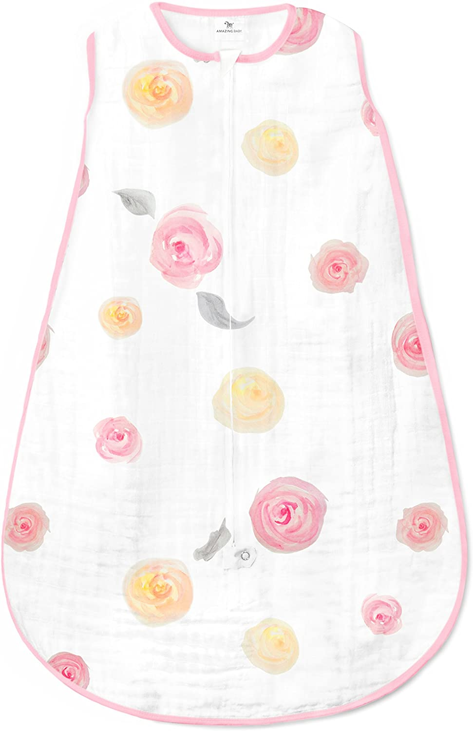 Amazing Baby di SwaddleDesigns, sacco a pelo in mussola