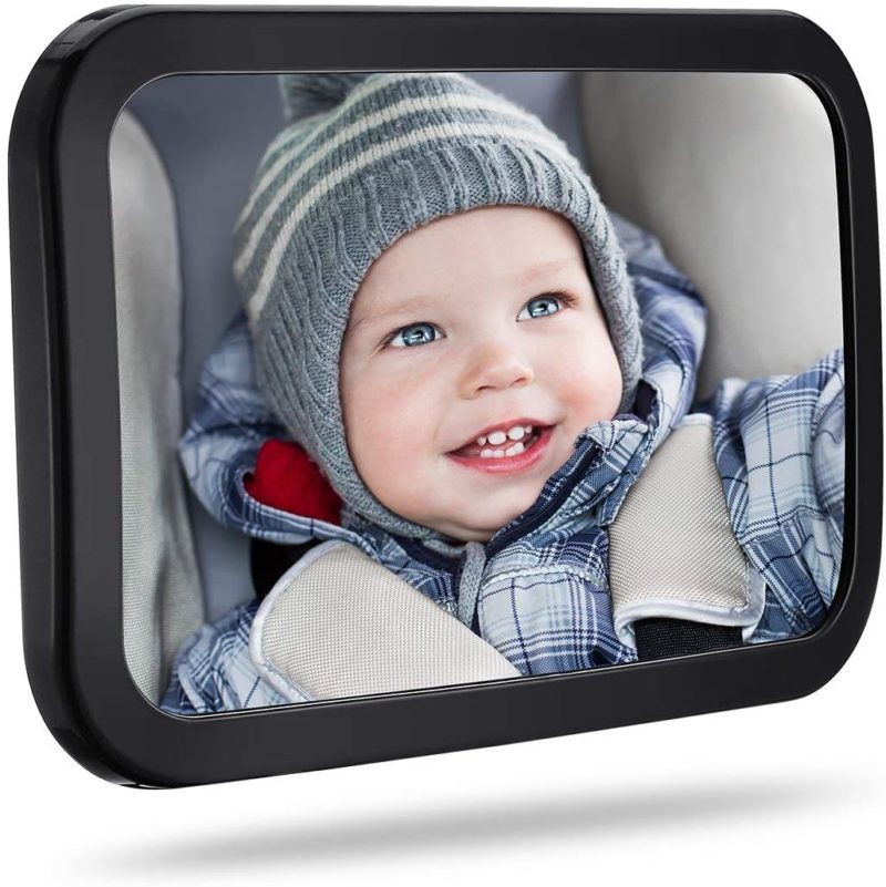 Baby monitor del sedile posteriore OMorc