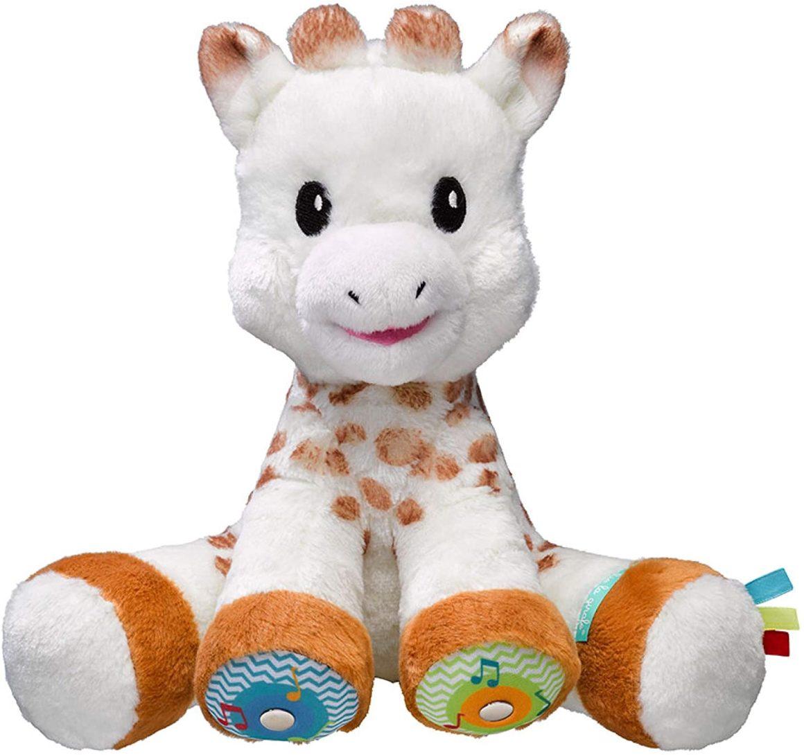 Peluche interattivo Sophie la Girafe