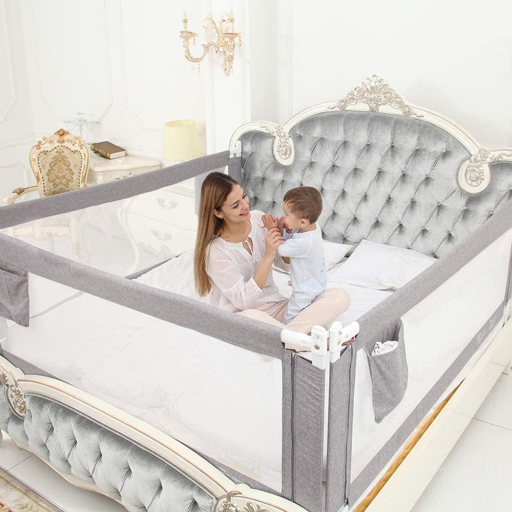 Protezione di sicurezza per letto per bambini Zehnhase