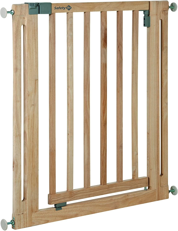Sicurezza 1st Wood Stair Security Gate