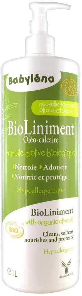 Bioes Babyléna linimento per neonati biologico 1 L