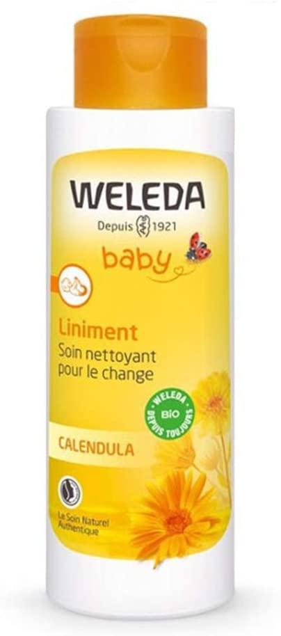 Baby Linimento con Calendula Weleda