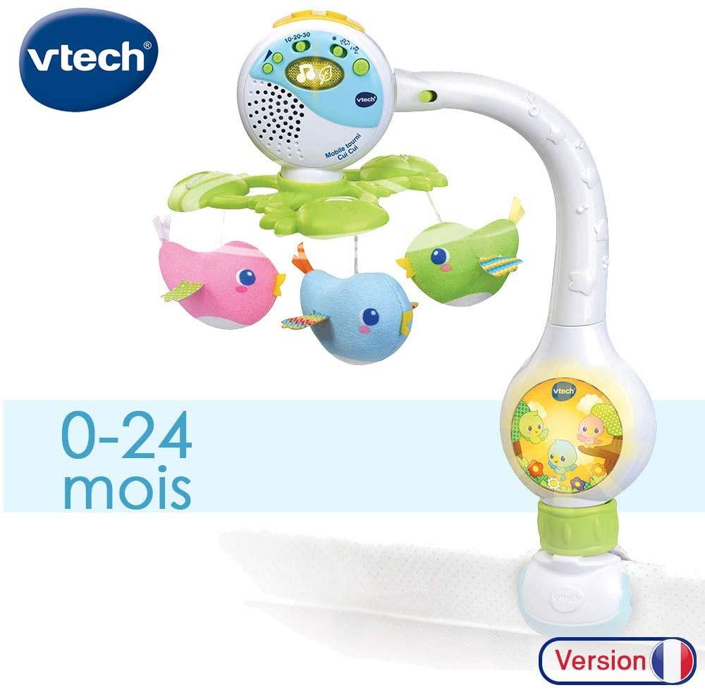 Giostrina musicale Vtech Tourni Cui baby