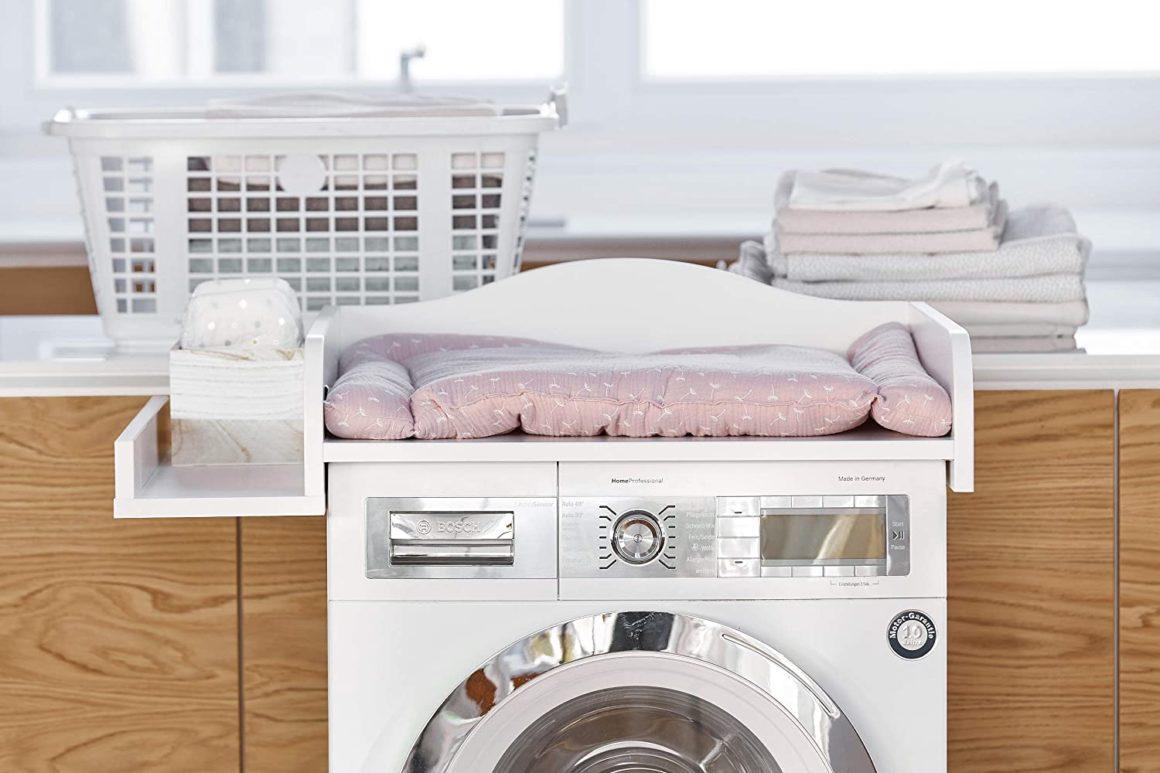 Fasciatoio KraftKids compatibile con tutte le lavatrici