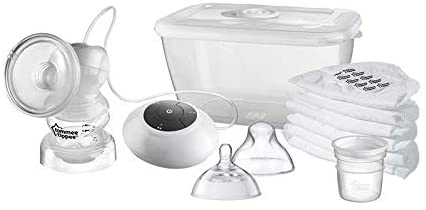 Tiralatte elettrico Tommee Tippee Closer to Nature